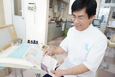 アフターケア・予防歯科