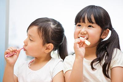 子供の為の歯科治療